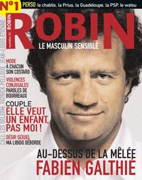 Robin, numéro 1