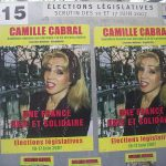 Le poids du choc entre mots et photo. Voterez-vous pour Camille ?